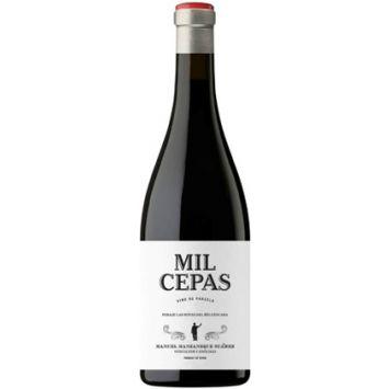 Mil Cepas vino tinto Manuel Manzaneque