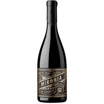 mironia black edition vino tinto ribera del duero bodegas peñafiel