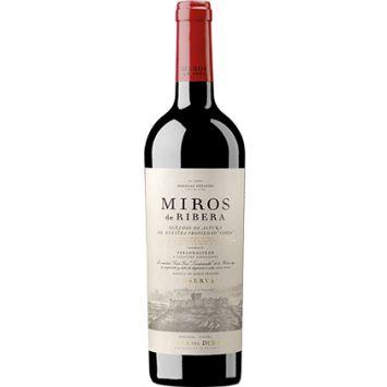 miros de ribera reserva vino tinto ribera del duero bodegas peñafiel