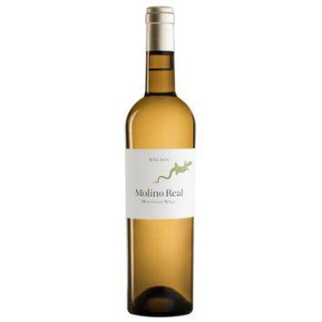 Molino Real 2013 vinos dulces DO Málaga de Telmo Rodríguez