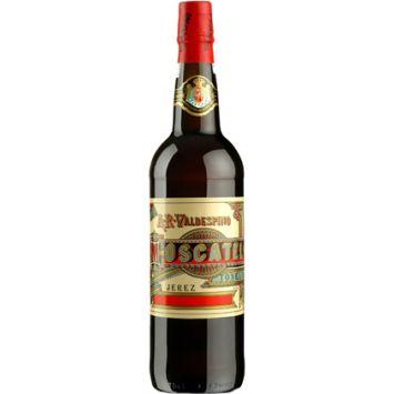 moscatel toneles vino dulce jerez bodegas valdespino