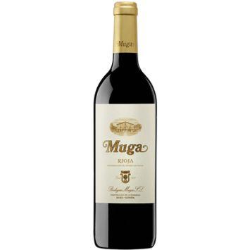 muga crianza vino tinto rioja