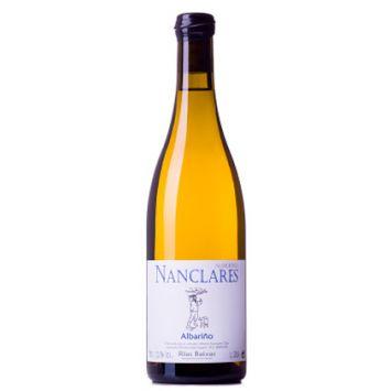 Nanclares 2017 vino blanco rias baixas albariño Alberto Nanclares y Silvia Prieto Viticultores.