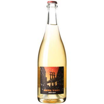 Microbio Nieva York vino pet nat ancestral ismael Gozalo