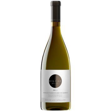 O Luar do Sil Godello Fermentado en Barrica vino blanco valdeorras