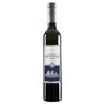 Jorge Ordóñez Nº2 Victoria 2016 vino dulce DO Málaga Bodegas Jorge Ordóñez & Co