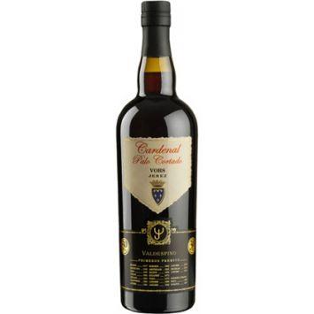 palo cortado cardenal vors vino generoso jerez bodegas valdespino