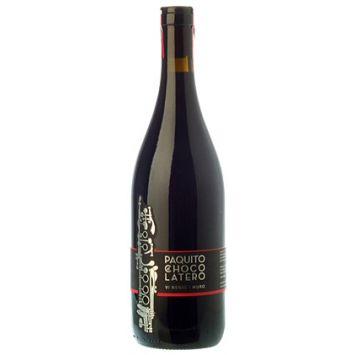 paquito el chocolatero vino tinto alicante