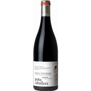 Peña Caballera vino tinto de Madrid bodegas marañones