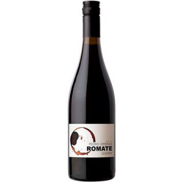Pedro Ximénez Romate vino jerez