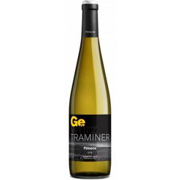 Pirineos Selección Gewürztraminer 2016 Vino Blanco DO Somontano Bodegas Pirineos