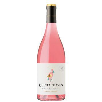 Quinta de Aves Rosé vino rosado campo calatrava