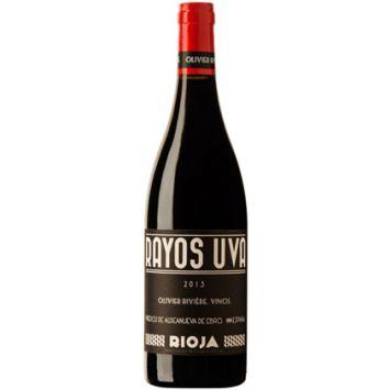 rayos uva vino tinto rioja