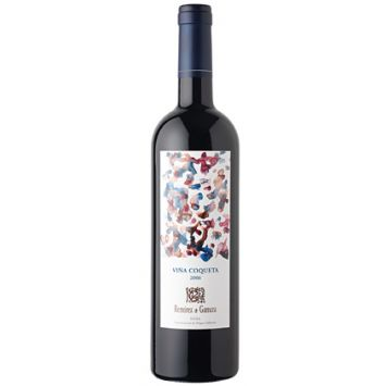 viña coqueta remirez de ganuza vino tinto rioja