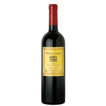Remírez de Ganuza Reserva rioja vino tinto