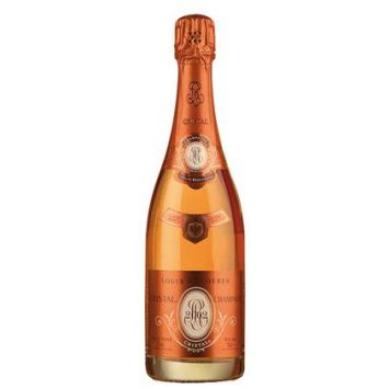 Louis Roederer Brut Cristal Rosé champagne