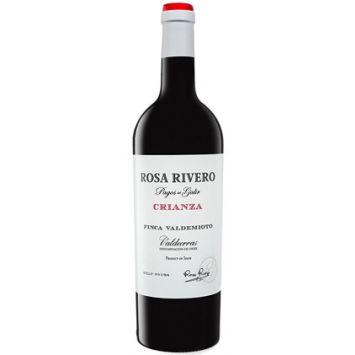 Pagos del Galir Rosa Rivero Crianza vino tinto valderorras
