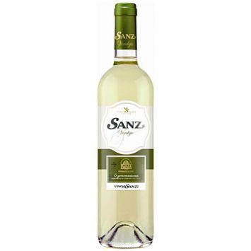 Sanz Verdejo vino blanco DO Rueda Bodegas Vinos Sanz