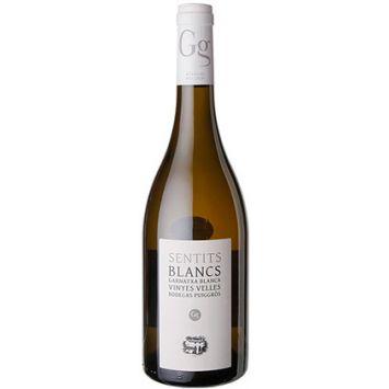 Sentits Blancs 2017 vino blanco DO Catalunya Bodega Puiggròs