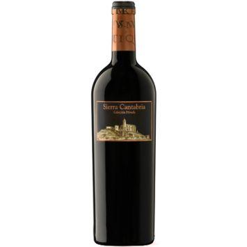 sierra cantabria coleccion privada vino tinto rioja eguren
