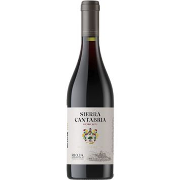 vino tinto sierra cantabria seleccion rioja eguren