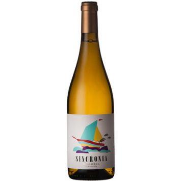 Sincronía Blanc 2017 vino blanco de Mallorca de Mesquida Mora