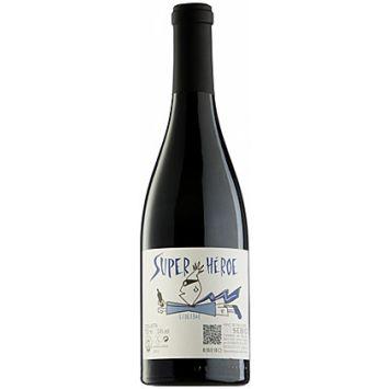 Súper Héroe 2016 vino tinto DO Ribeiro Bodegas Vinos de Encostas-Xosé Lois Sebio