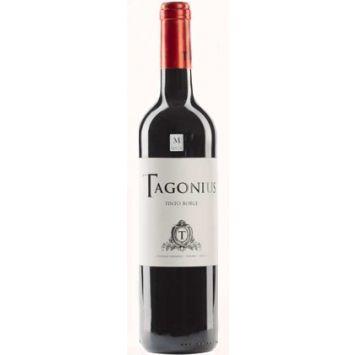 Tagonius Roble 2016 vino tinto Bodegas Tagonius DO Madrid