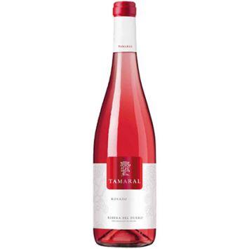 tamaral rosado vino ribera duero