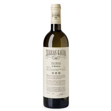 Terras Gauda albariño Vino Blanco Rías Baixas
