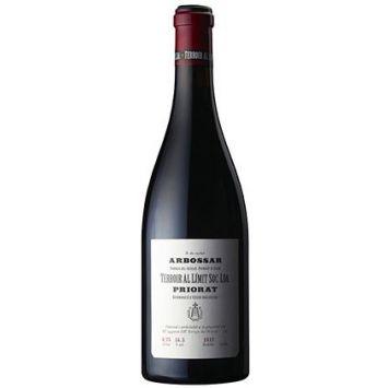 arbossar vino tinto bodegas terroir al limit priorat