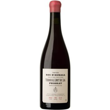 Terroir al Límit Roc d'Aubaga vino rosado del Priorat