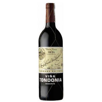 Viña Tondonia Reserva vino tinto Bodegas López de Heredia Comprar online