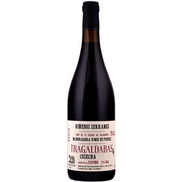 Tragaldabas vino tinto rufete Salamanca Mandrágora
