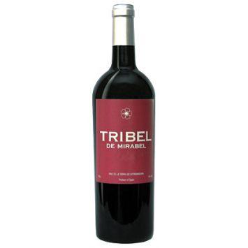 Tribel de Mirabel comprar vino tinto de la tierra de extremadura