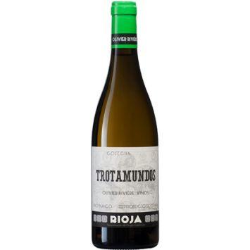 trotamundos vino blanco rioja olivier riviere