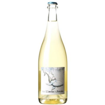 va llena x jonas vino espumoso microbio wines ismael gozalo