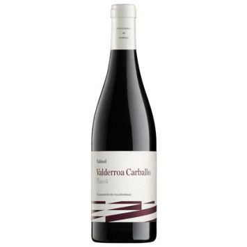 Valderroa Carballo 2015 Vino tinto DO Valdeorras Bodegas Valdesil