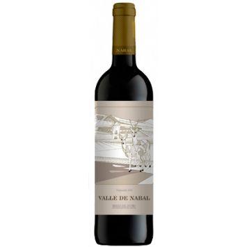 Valle de Nabal vino tinto ribera del duero