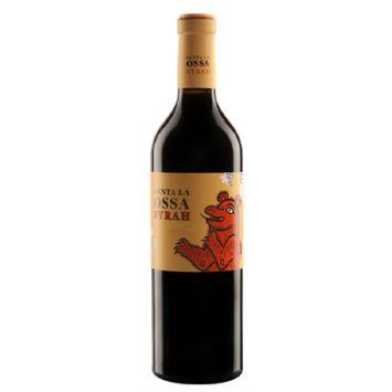 Venta la Ossa Syrah 2015 vino tinto de la Tierra de Castilla Bodegas Mano a Mano