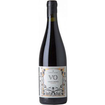 veronica ortega VO version original vino tinto bierzo mencia
