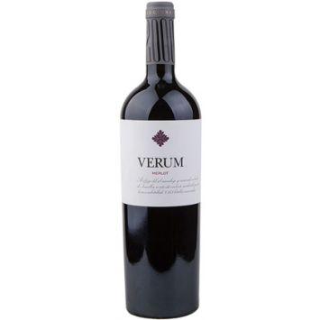 Verum Merlot 2011 vino tinto castilla la mancha