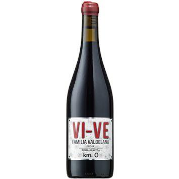 vi-ve maceracion carbonica vino tinto joven rioja familia valdelana