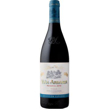 viña ardanza reserva 2010 seleccion especial vino tinto la rioja alta