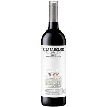 viña lanciano vino tinto rioja