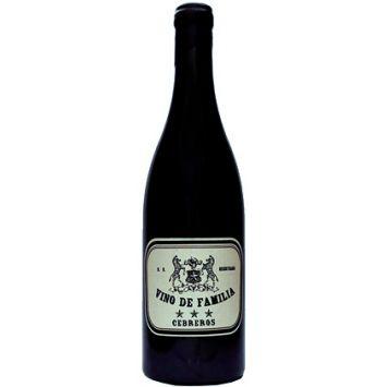 Vino de Familia vino tinto de la Tierra de Castilla y León de Raúl Pérez