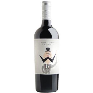 wrongo dongo monastrell jumilla vino tinto