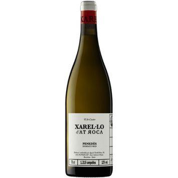 Cantallops Xarel.lo d'AT Roca vino blanco DO Penedés AT Roca
