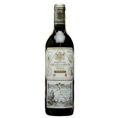 marques de riscal reserva vino tinto rioja
