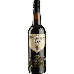 oloroso don gonzalo vos vino generoso jerez bodegas valdespino